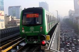 Cấp chứng nhận đăng kiểm tạm thời cho 13 đoàn tàu Dự án đường sắt đô thịCát Linh - Hà Đông