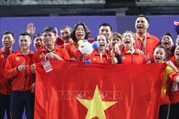 Cử tạ Việt Nam thành công ngoài mong đợi