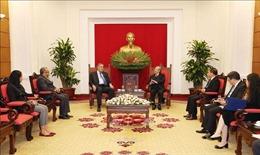 Tăng cường quan hệ đoàn kết, hữu nghị truyền thống Việt Nam - Dominica