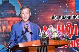 Hội doanh nghiệp Việt Nam tại Đức góp phần tăng cường quan hệ song phương