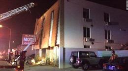 Cháy chung cư tại Las Vegas, ít nhất 6 người thiệt mạng
