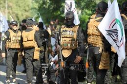 Mỹ trừng phạt các phong trào bán quân sự Iraq