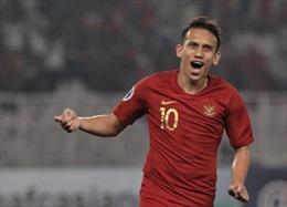 'Messi Indonesia' so tài với Quang Hải