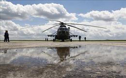 Trực thăng Nga hạ cánh khẩn cấp tại Siberia, ít nhất 6 người bị thương