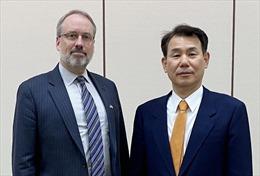 Đàm phán 2 ngày, Mỹ - Hàn vẫn bất đồng về chia sẻ chi phí quân sự