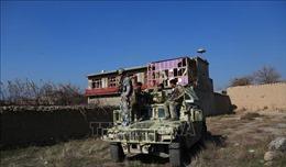 Taliban tấn công căn cứ quân sự ở miền Nam Afghanistan