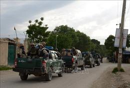 Giao tranh dữ dội giữa dân quân địa phương và Taliban tại Afghanistan