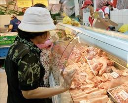 Thứ trưởng Phùng Đức Tiến: Giá thịt lợn trên thế giới đang tăng, không riêng Việt Nam