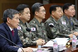 Căng thẳng Mỹ - Iran: Bộ Quốc phòng Hàn Quốc họp khẩn