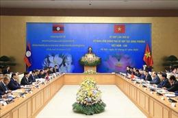 Kỳ họp lần thứ 42 Ủy ban liên Chính phủ về hợp tác song phương Việt Nam - Lào