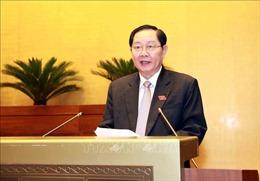 Bộ trưởng Nội vụ Lê Vĩnh Tân: Việc càng khó thì càng phải bảo đảm đúng quy trình
