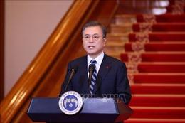 Thông điệp Năm mới của Tổng thống Hàn Quốc nhấn mạnh hợp tác liên Triều