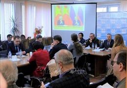 Chuyên gia Nga đánh giá cao vai trò lãnh đạo của Đảng Cộng sản Việt Nam