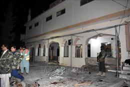 Đánh bom đền thờ Hồi giáo ở Pakistan, ít nhất 12 người thiệt mạng