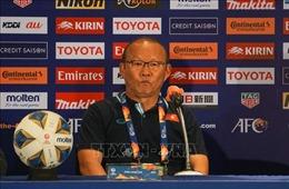 HLV Park Hang-seo: Chúng tôi buộc phải thắng Triều Tiên