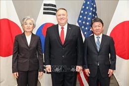 Mỹ - Nhật - Hàn nhất trí thúc đẩy tiến trình phi hạt nhân hóa Triều Tiên