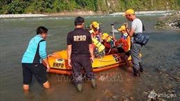 Sập cầu tại Indonesia làm 7 người thiệt mạng và 3 người mất tích