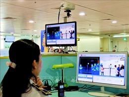 Thắt chặt phòng dịch viêm hô hấp cấp tại sân bay Tân Sơn Nhất