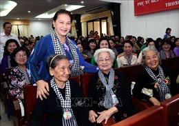 Họp mặt Đội quân tóc dài, Bộ đội Thu Hà, cựu nữ Thanh niên xung phong