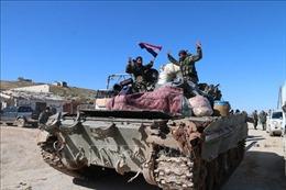 Quân đội Syria gần như kiểm soát hoàn toàn Aleppo