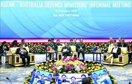 Thúc đẩy hợp tác quốc phòng ASEAN - Australia