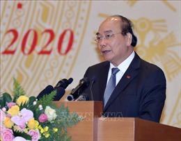 Thủ tướng Nguyễn Xuân Phúc: Việt Nam đủ sức làm Chính phủ điện tử