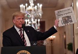 Tổng thống Donald Trump tuyên bố đã vượt qua được 'địa ngục'