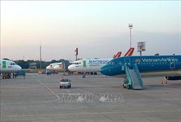 Máy bay từ vùng dịch Hàn Quốc về Việt Nam hạ cánh tại sân bay nào?