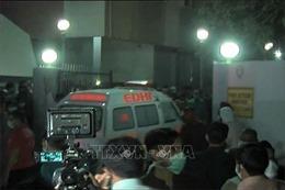 Rò rỉ khí gas từ container hóa chất làm 5 người thiệt mạng, 70 người ngất xỉu