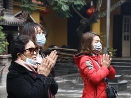 Phòng, chống dịch nCov tại các cơ sở Phật giáo