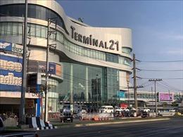 Xả súng tại Thái Lan: Đấu súng tại trung tâm thương mại, giải cứu hàng trăm người