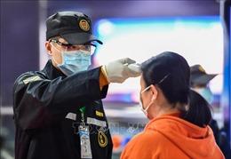 Trung Quốc tăng cường các chốt kiểm soát dịch do virus Corona