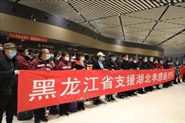 Quân đội Trung Quốc điều động bổ sung 2.600 y, bác sĩ chi viện cho Vũ Hán