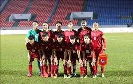 Thua đậm trước Australia, cánh cửa Olympic 2020 khép dần với đội tuyển nữ Việt Nam