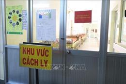Cách ly hai trường hợp tái dương tính với virus SARS-CoV-2 tại Bệnh viện Đa khoa Trung ương Quảng Nam