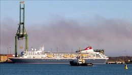 Cuba cho cập cảng tàu du lịch Anh có 5 người mắc COVID-19