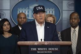 Dịch COVID-19 - 'Cuộc sát hạch' cơ hội tái cử của Tổng thống Donald Trump