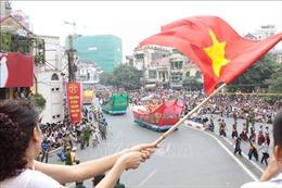 Thủ đô Hà Nội luôn phấn đấu vươn lên vị thế mới, 'đàng hoàng hơn, to đẹp hơn'