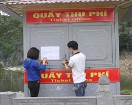 Cố đô Hoa Lư tạm thời dừng đón du khách