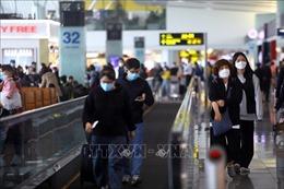 Nội Bài và Tân Sơn Nhất ngừng đón các chuyến bay chở khách từ Hàn Quốc