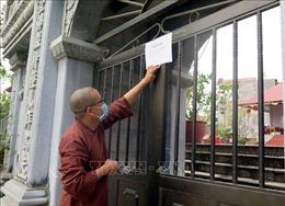 Giáo hội Phật giáo Việt Nam yêu cầu tăng ni cấm túc tại chùa, cơ sở tự viện đến hết 15/4