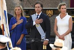 Tân Tổng thống Uruguay tuyên thệ nhậm chức