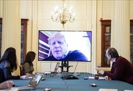 Quốc hội Anh lần đầu tiên họp trực tuyến trong mùa dịch COVID-19