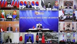 Tuyên bố của Hội nghị Cấp cao đặc biệt ASEAN+3 về ứng phó dịch bệnh COVID-19