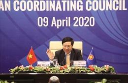 Hợp tác ASEAN đẩy lùi COVID-19: Đoàn kết là sức mạnh!