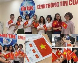Thông tấn xã Việt Nam học tập tư tưởng của Chủ tịch Hồ Chí Minh về phong trào thi đua yêu nước