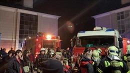 Cháy nhà dưỡng lão ở Moskva làm 4 người thiệt mạng