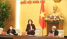 Đảng đoàn Quốc hội cho ý kiến về Đề án bầu cử đại biểu Quốc hội khóa XV
