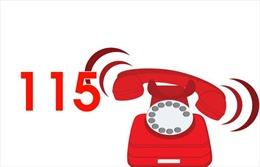 Sở Y tế Quảng Ngãi báo cáo về thông tin 'gọi 115 nhưng không ai nghe máy'