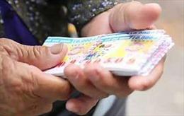 Khoảng 4.000 người bán vé số lẻ tại Tây Ninh được hỗ trợ 60.000 đồng/ngày